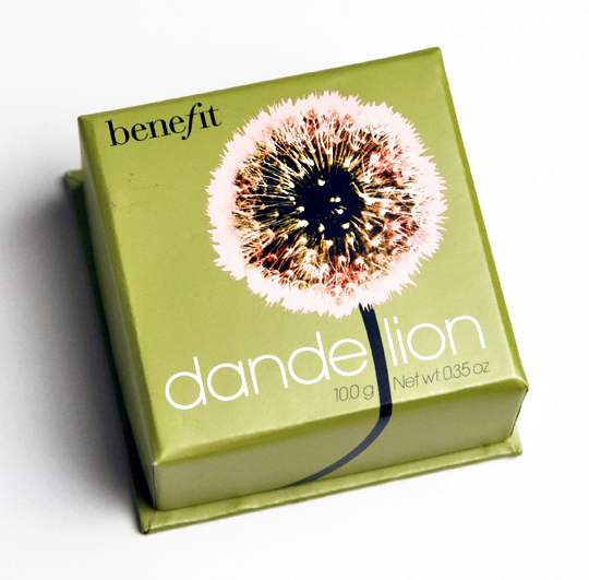 Benefit Dandelion Powder Blush