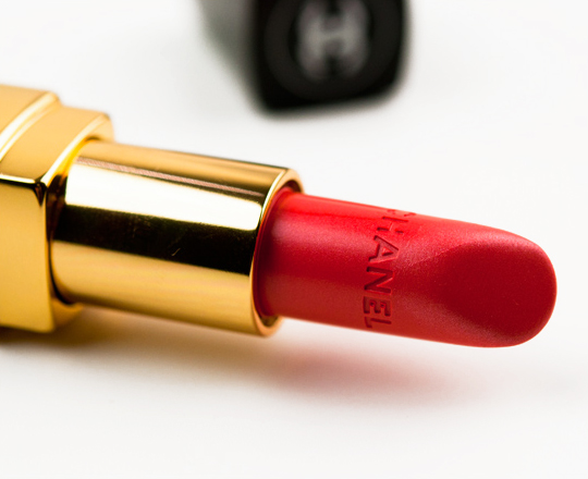 Chanel Sari Dore Rouge Coco Hydrating Creme Lip Colour