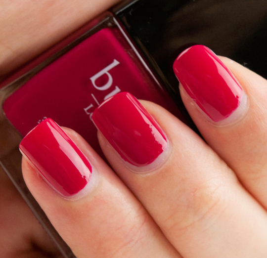 butter LONDON Blowing Raspberries Nail Lacquer