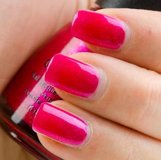 China Glaze 108 Degrees Nail Lacquer Review Amp Swatches