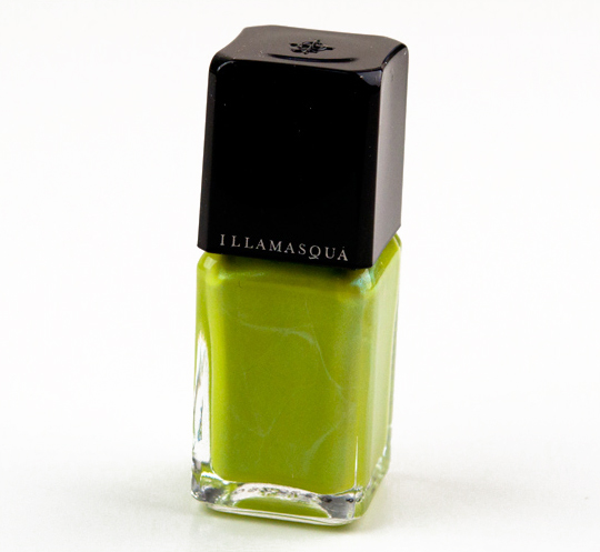 Illamasqua Radium Nail Varnish Review & Swatches