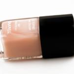 Chanel Beige Petale Le Vernis Nail Colour