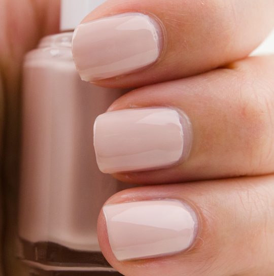 Essie Topless & Barefoot Nail Lacquer Review & Swatches