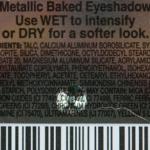 Milani I Heart You Baked Eyeshadow