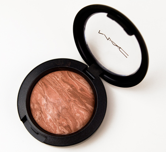 MAC Pressed Amber Mineralize Blush