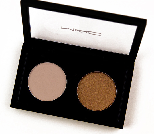 MAC Double Feature #6 Eyeshadow Duo