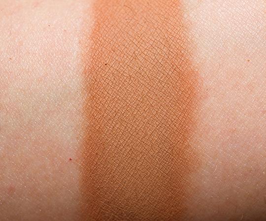MAC Eyeshadow Swatches - Browns (Part 1)