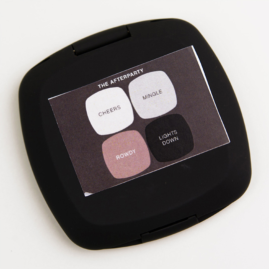 bareMinerals The Afterparty Eyeshadow Quad