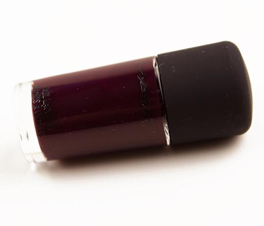 MAC Purple Majesty Nail Lacquer