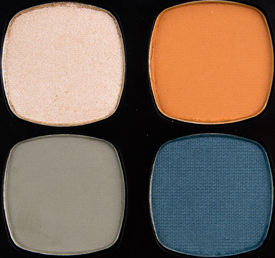bareMinerals The Elements Eyeshadow Quad