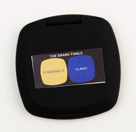 bareMinerals The Grand Finale Eyeshadow Duo