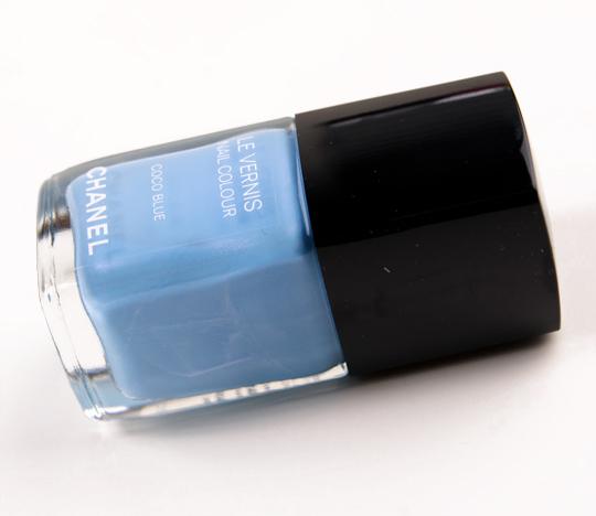 Chanel Coco Blue Le Vernis Nail Colour