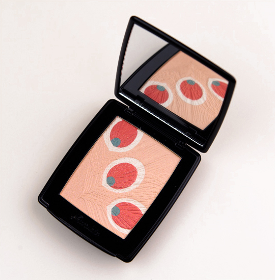 Guerlain Parure de Nuit Pressed Powder & Blush