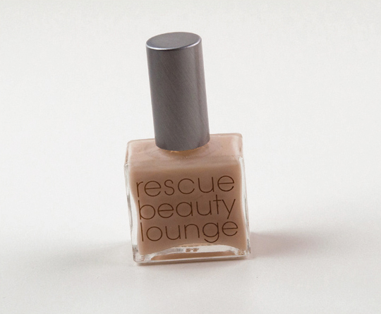 Rescue Beauty Lounge Medium White Nail Lacquer