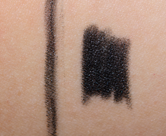 MAC Smooth Manoeuvre Technakohl Liner Review & Swatches