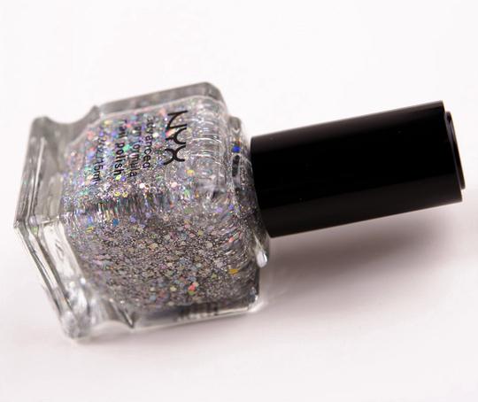 NYX Ice Glitter Salon Formula Nail Polish