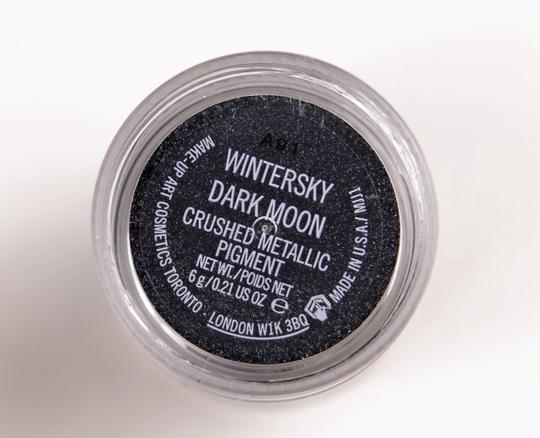 MAC Wintersky Crushed Metallic Pigment