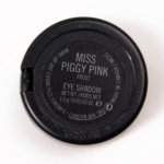 MAC Miss Piggy Pink Eyeshadow