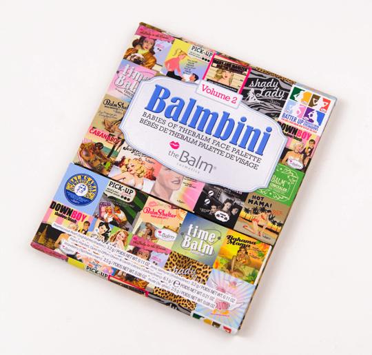 theBalm Balmbini Vol. 2 Palette