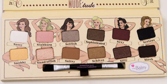 The balm nude tude palette review Nude Photos 85