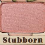 theBalm Stubborn Shadow/Liner