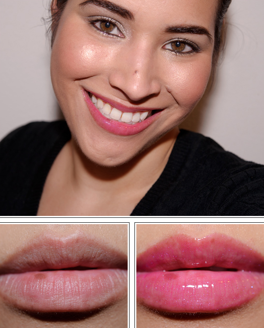 Bobbi Brown Electric Violet High Shimmer Lipgloss