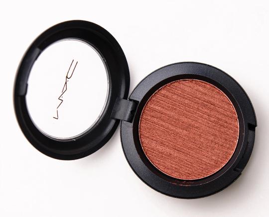 MAC Red Hot Copper Metal-X Cream Eyeshadow