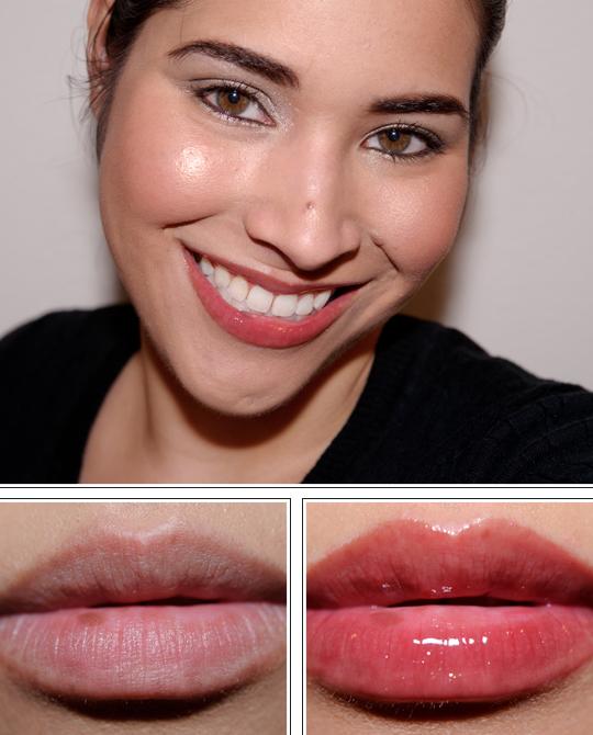 Bobbi Brown Holiday Lipgloss Trio Review Photos Swatches