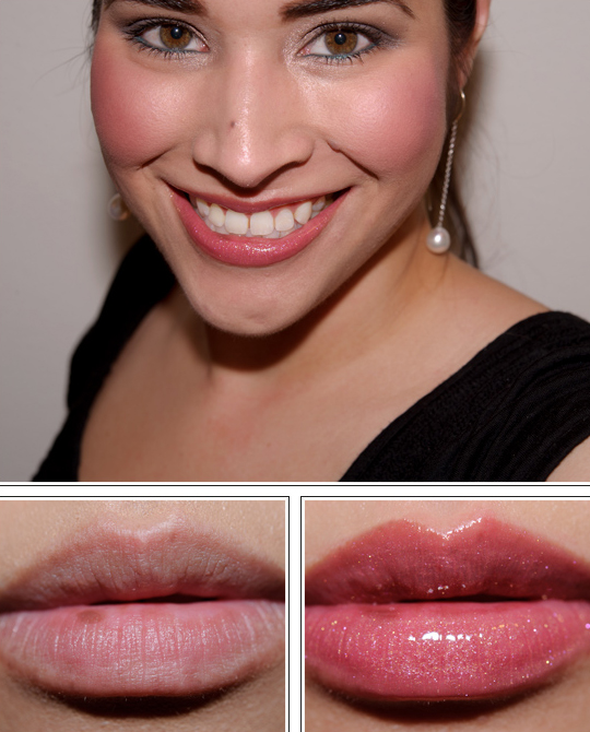 Bobbi Brown Naked Plum High Shimmer Lipgloss