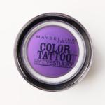 Maybelline Painted Purple Color Tattoo 24 Hour Eyeshadow
