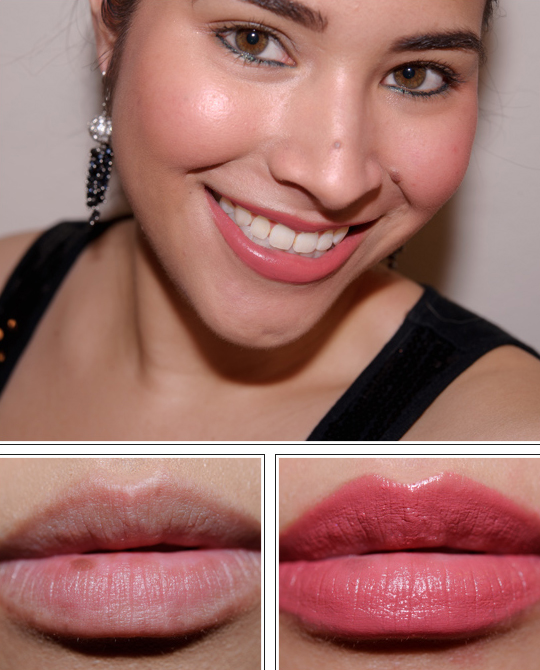 Bobbi Brown Nude Rose Rich Lip Color