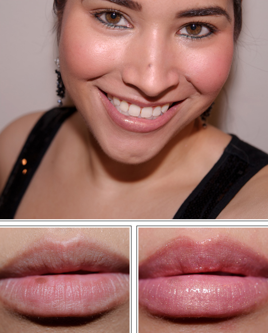 Bobbi Brown Pink Gold Rich Color Lipgloss