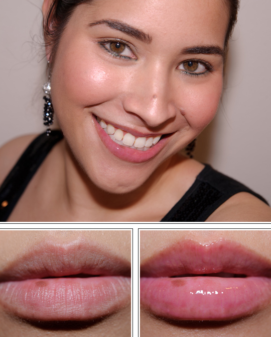 Bobbi Brown Ultra Violet Sheer Color Lip Gloss
