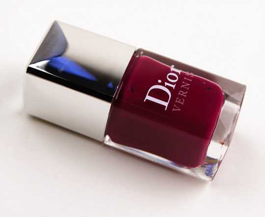 Dior Graphic Berry Vernis