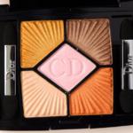 Dior Aurora 5 Couleurs Eyeshadow Palette