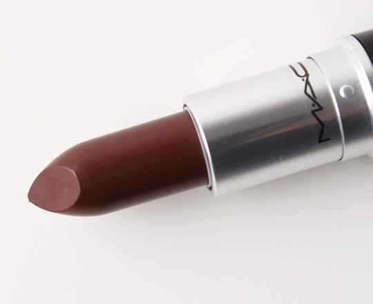 MAC Chestnut Lipstick