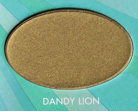 Tarina Tarantino Dandy Lion Eyeshadow