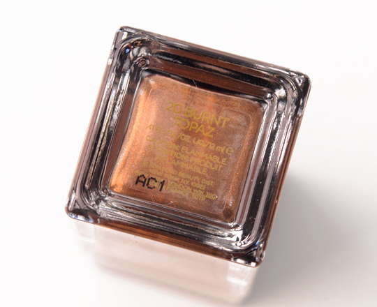 Tom Ford Burnt Topaz Nail Lacquer