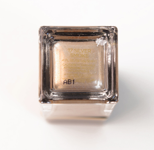 Tom Ford Silver Smoke Nail Lacquer