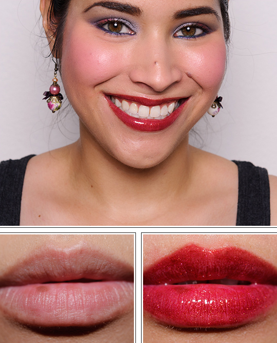 Bobbi Brown Black Ruby High Shimmer Lipgloss