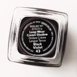 Bobbi Brown Black Violet Long-Wear Cream Eyeshadow