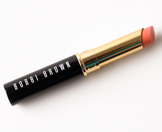 Bobbi Brown Peach Sorbet Treatment Lip Shine SPF 15