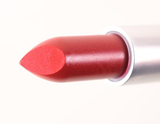 MAC Fire Sign Lipstick