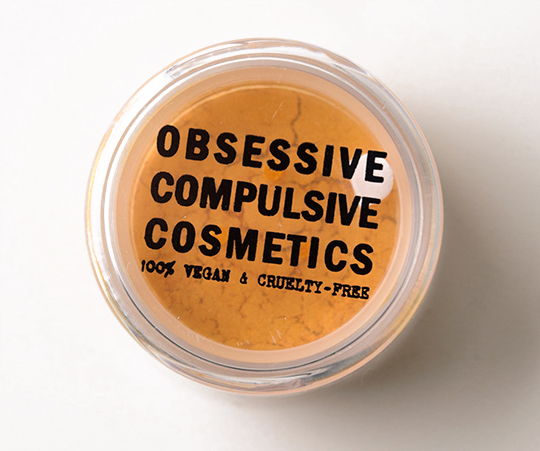 Obsessive Compulsive Cosmetics Mimosa Loose Colour Concentrate