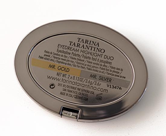 Tarina Tarantino Mr. Gold/Mr. Silver Eyedream Highlight Duo