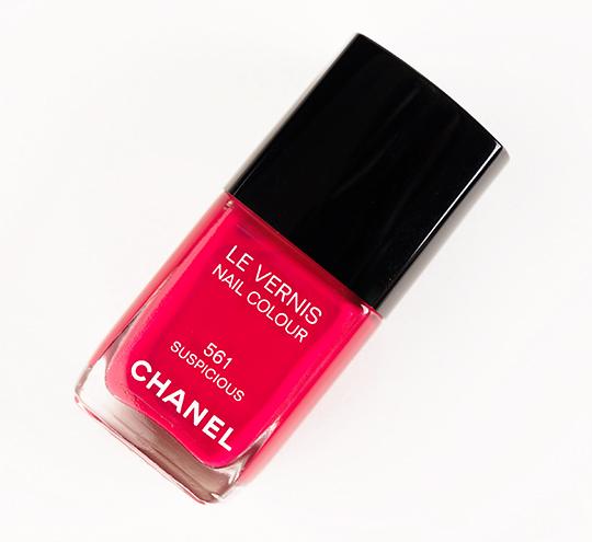 Chanel Suspicious Le Vernis Nail Colour
