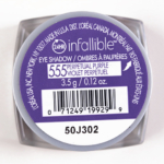 L'Oreal Perpetual Purple Infallible 24-Hour Eyeshadow