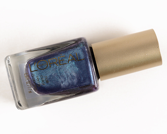 L\'Oreal VIP Status Colour Riche Nail Lacquer