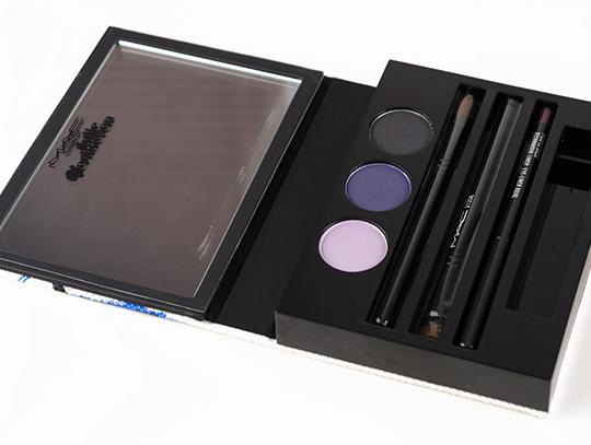 MAC Illustrated Smoky Eye Plum Kit Eye Kit
