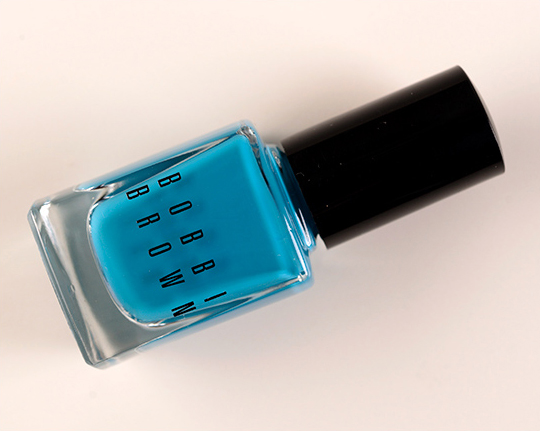 Bobbi Brown Turquoise Nail Lacquer